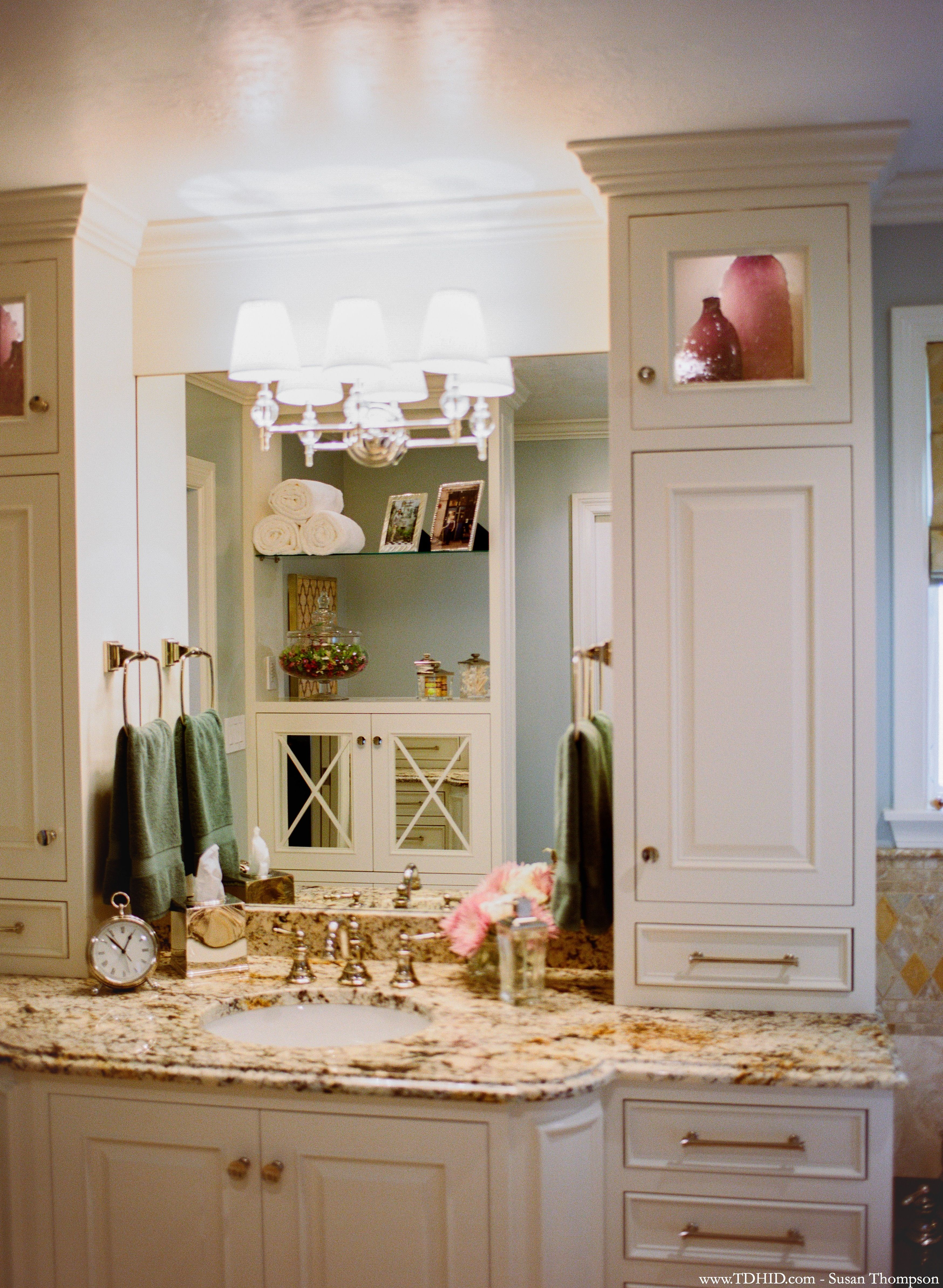 Canterwood bathroom design by the design house interior design
