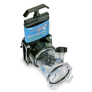 Camco Dual Flush Pro Holding Tank Rinser With Gate Valve Thoroughly Cleans Entire Septic System And Breaks Down Tough Clogs In Pipes 39062 Walmart Com Rv Parts And Accessories Gifts For