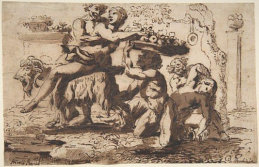 Bacanal (c. 1635-36)