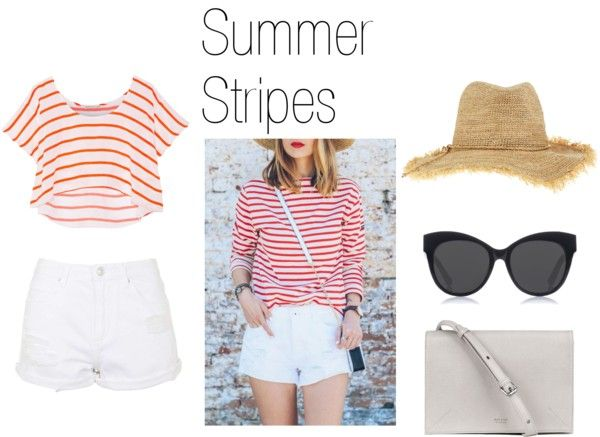 SUMMER STRIPES: A TOUCH OF FRENCH CHARME