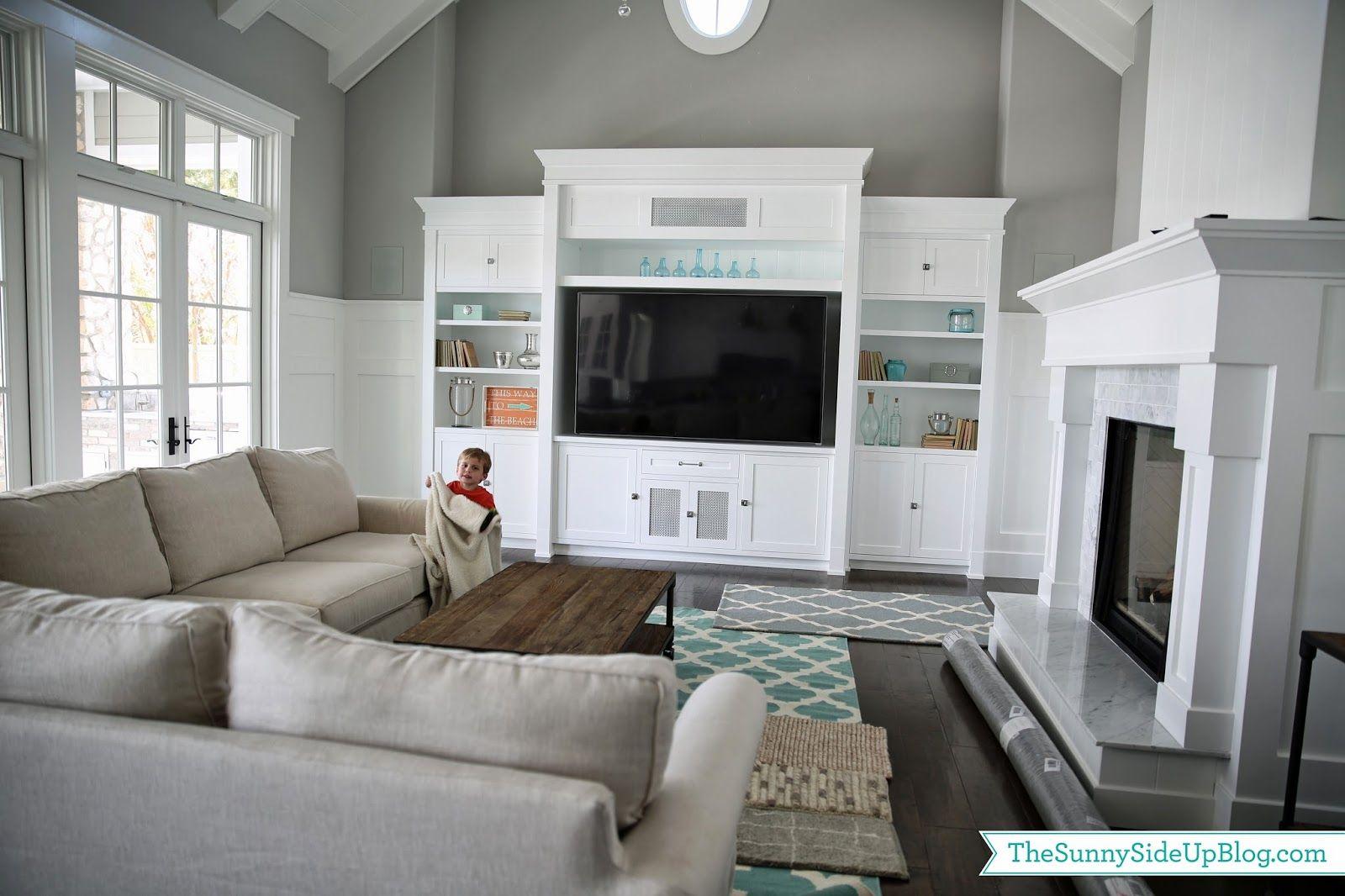 Family Room Decor Update  Room Decor Room And Aqua Rug Stunning Family Living Rooms Decoration Inspiration Design