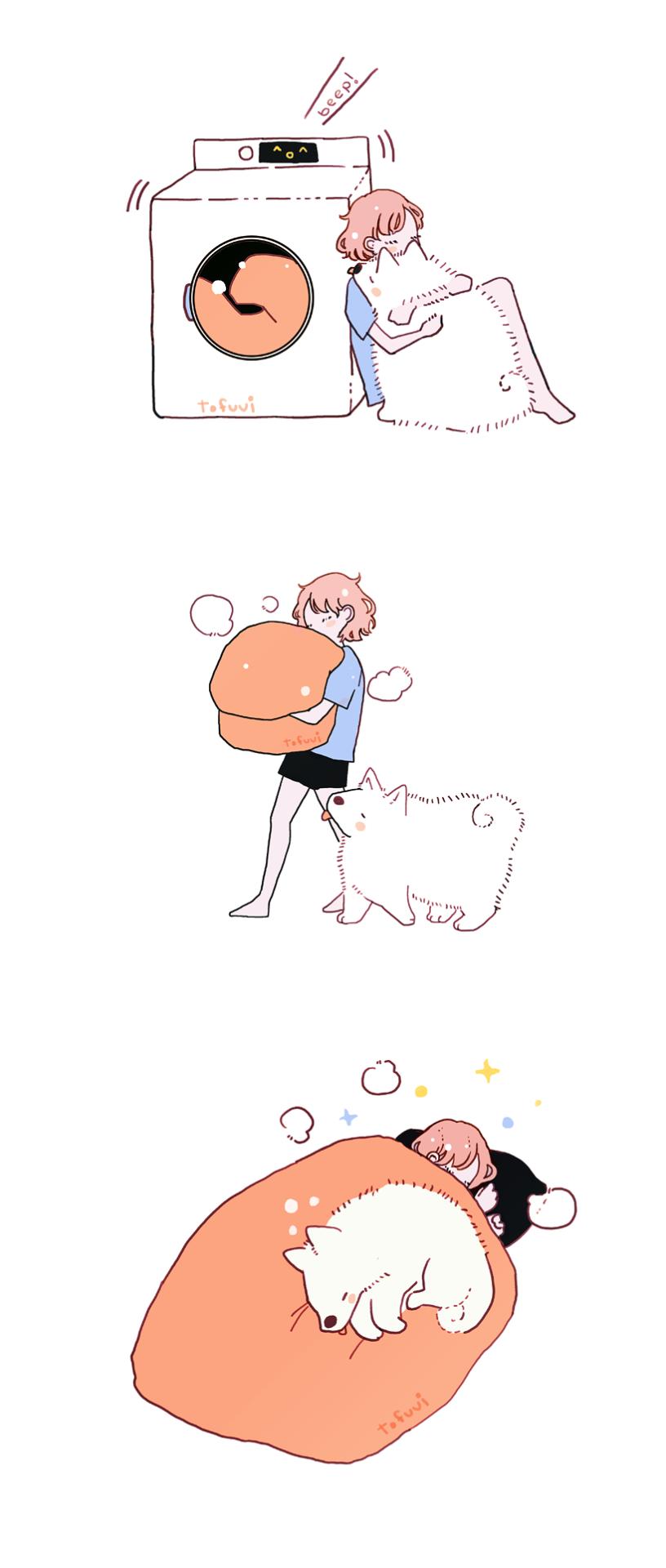 tofuvi doodles