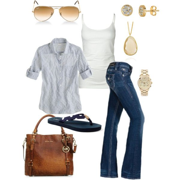 Back to Basics, created by anniepro on Polyvore