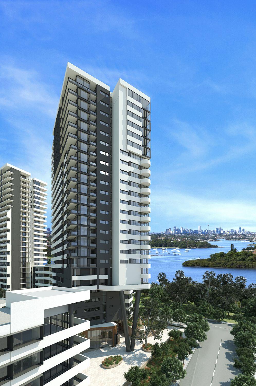 VQ Skyline, Stage 5 Tower, Rhodes NSW, set to be