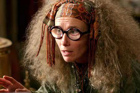 Professor Trelawney Harry Potter Professoren Harry Potter Film Phantastische Tierwesen