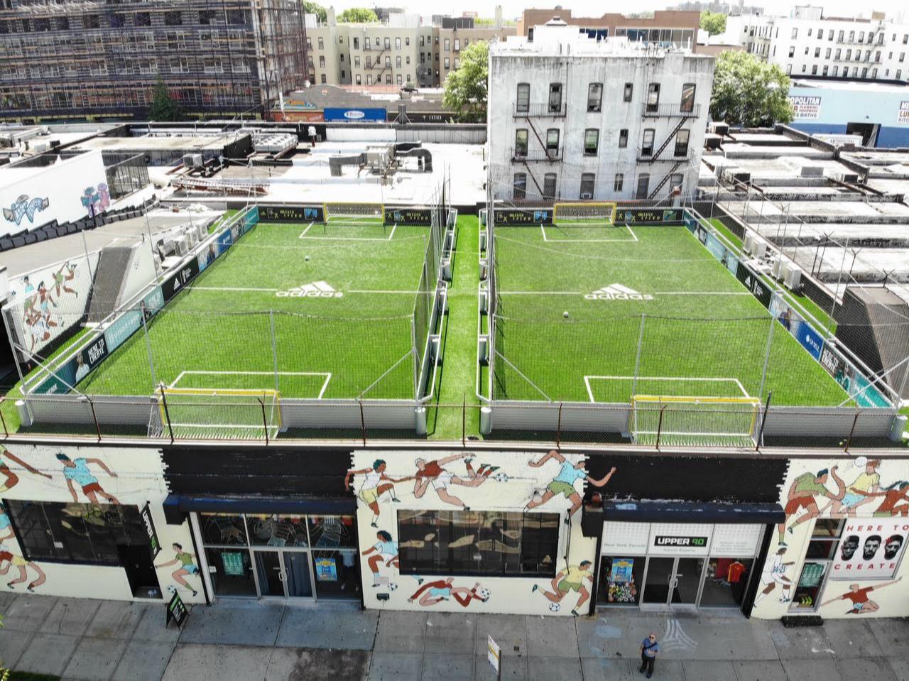 Img 3928 1 1 In 2020 Football Field Gym Setup Stadium Design