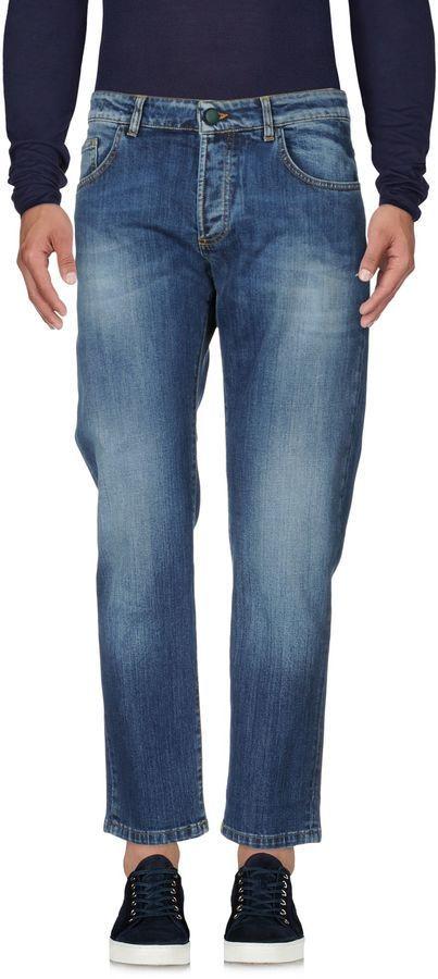 Pantalons En Denim · Fils · HERMAN   SONS Jeans d5c60a282166