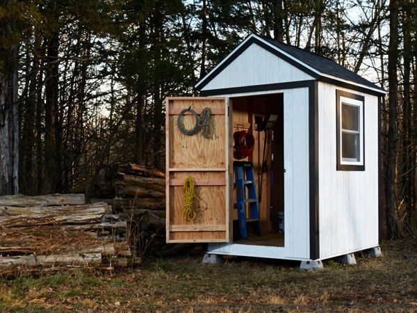 How To Build Your Own Shed In 7 Steps Diy Storage Shed Garden Storage Shed Shed Design