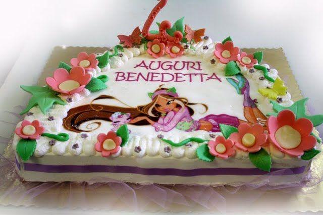 Auguri Benedetta!  Idea della pasticceria La Mimosa di Tollo  http://www.simocakedesigner.it