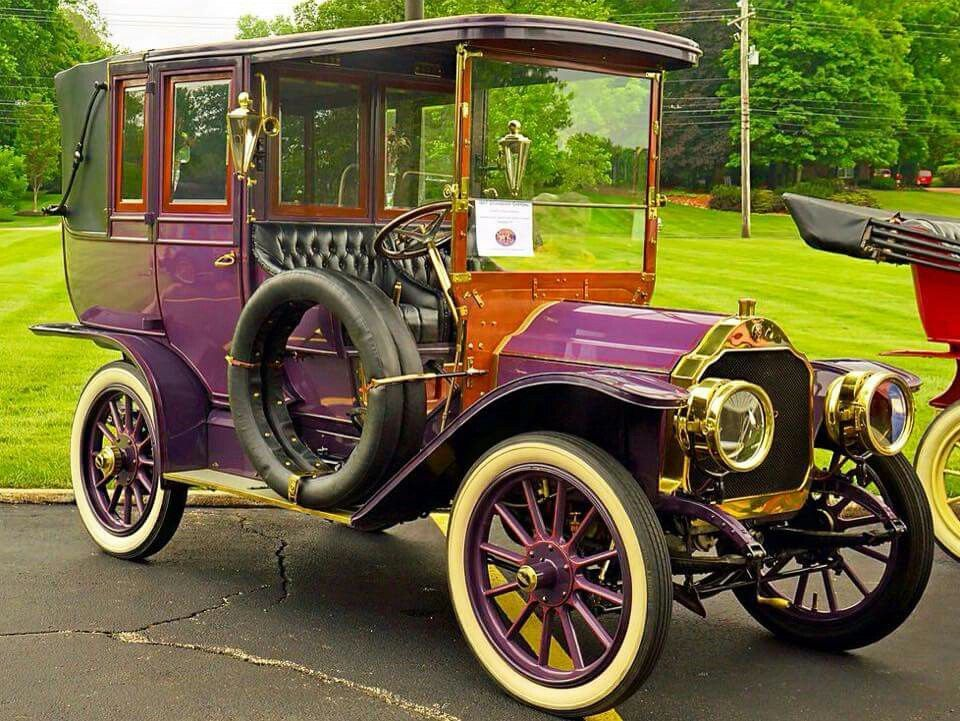 1907 Studebaker Garford model H | Veteran Cars 1905/18 | Pinterest ...