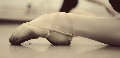 perfect pointe. wow.