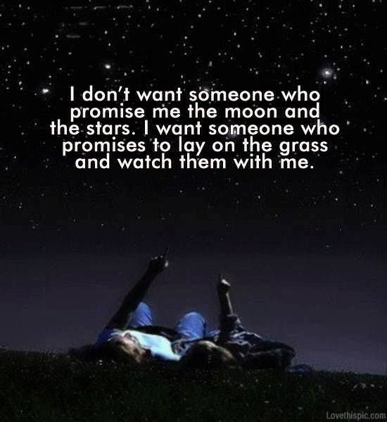 Love Under The Stars Quotes