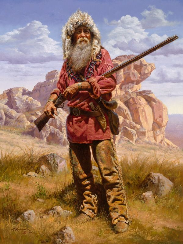 Image result for mountain man pictures susan 39 s kids for Spring warrior fish camp