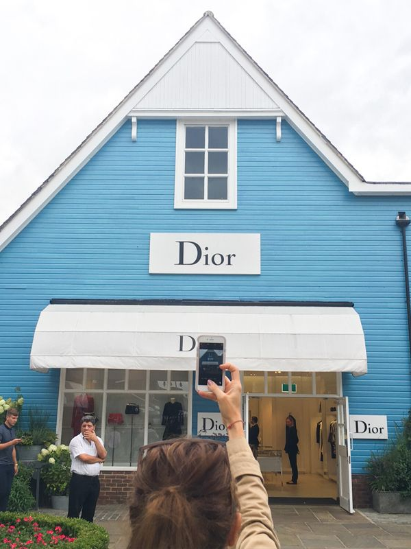 How To Shop At Bicester Village Belle Bunty Blog Shopping