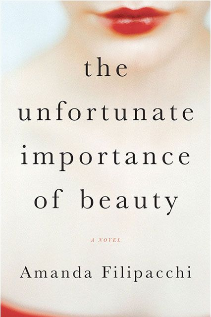 30 Books To Read This Spring #refinery29 http://www.refinery29.com/spring-book-releases-to-read-2015#slide-13 The Unfortunate Importance of Beauty by Amanda Filipacchi (W. W. Norton & Company)When you can read it: NowFor people who enjoy: A dark comedy about beautyWhy it's worth the read: The novel, about two best friends attempting to transform themselves — one is a homely pianist who attempts to beautify herself through her music, the other is a knockout who decides to don a fat suit — is load