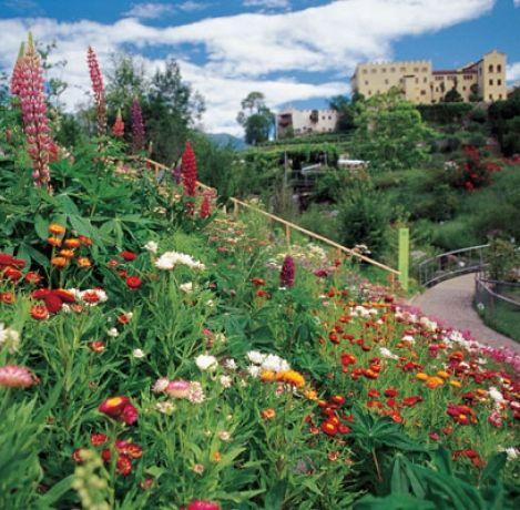 Giardini di castel trauttmansdorff merano bolzano il - Giardini di marzo collezione ...