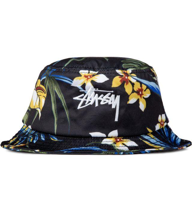 844db183 Black Paradise Bucket Hat | Bucket Hat | Hats, Stussy, Bucket hat
