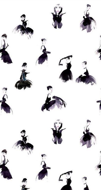 Iphone Wallpaper Audrey Hepburn Wallpaper Audrey Hepburn Art Audrey Hepburn