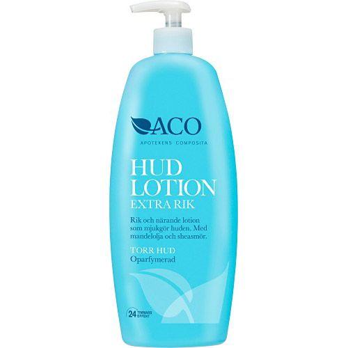 aco hudlotion extra rik