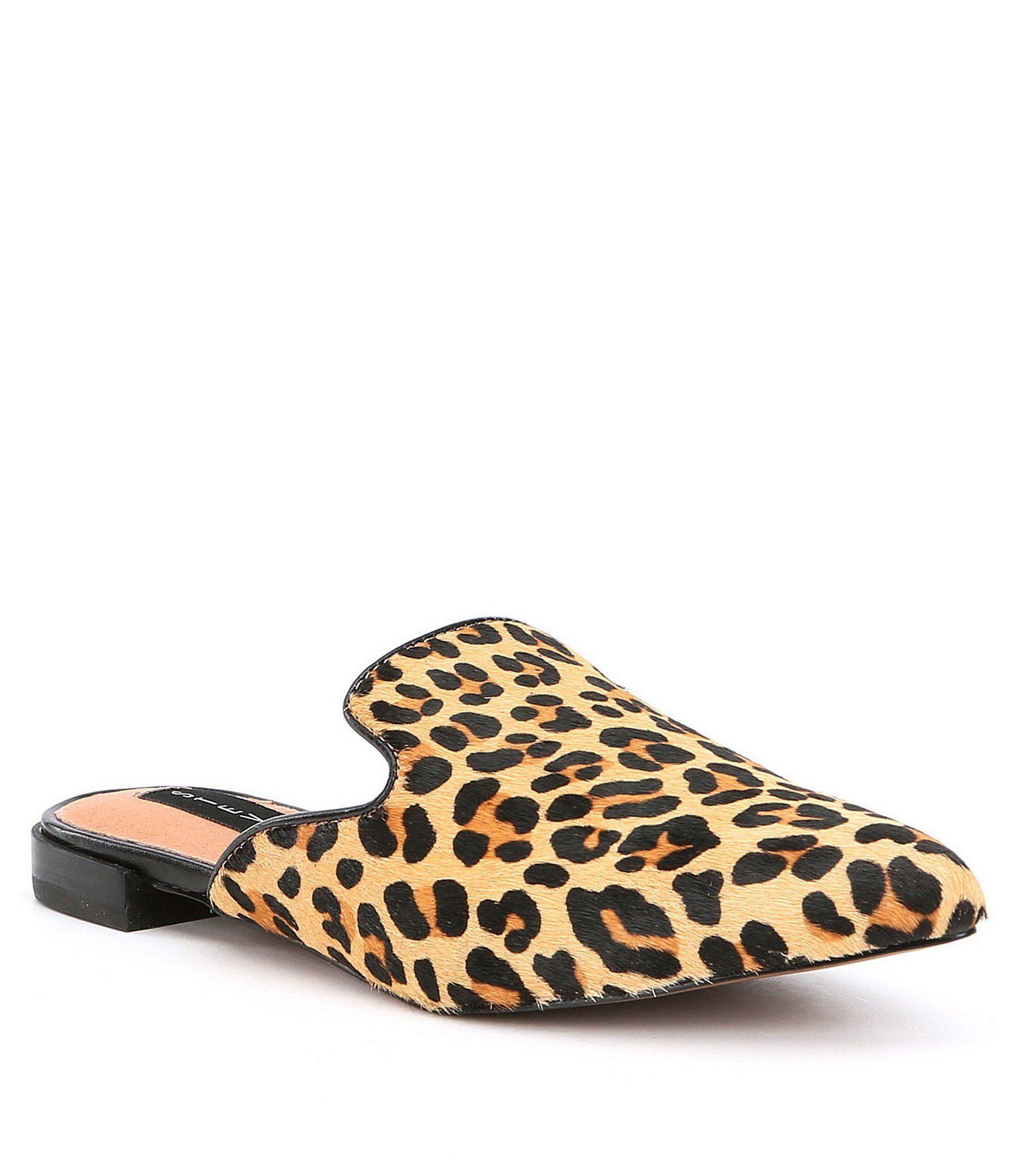 Leopard shoes, Leopard print flats