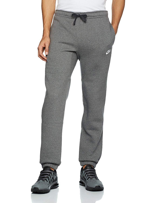 geringster Preis 29b1f a89cd Nike Herren Sport/Jogging-Hose Lang Club Pants Sporthosen ...