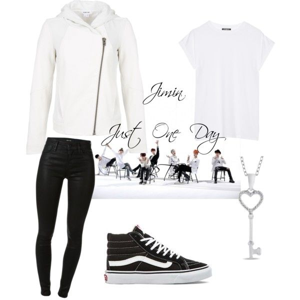 Jimin Just One Day BTS | Kpop outfits, Bts inspired outfits, Dressy casual outfits