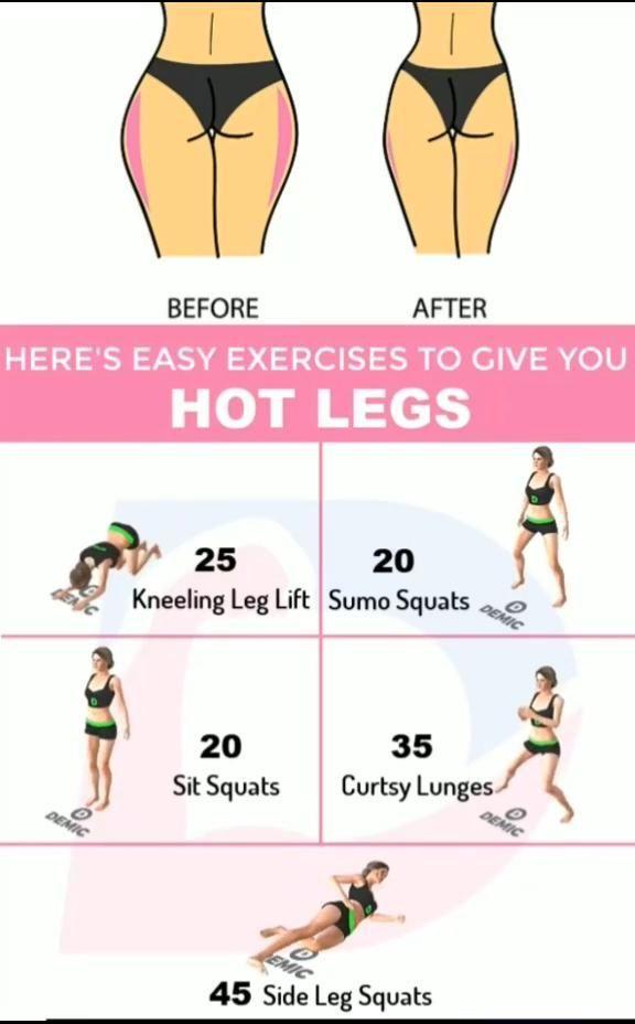 #Diät leg workout at home – diatdeu