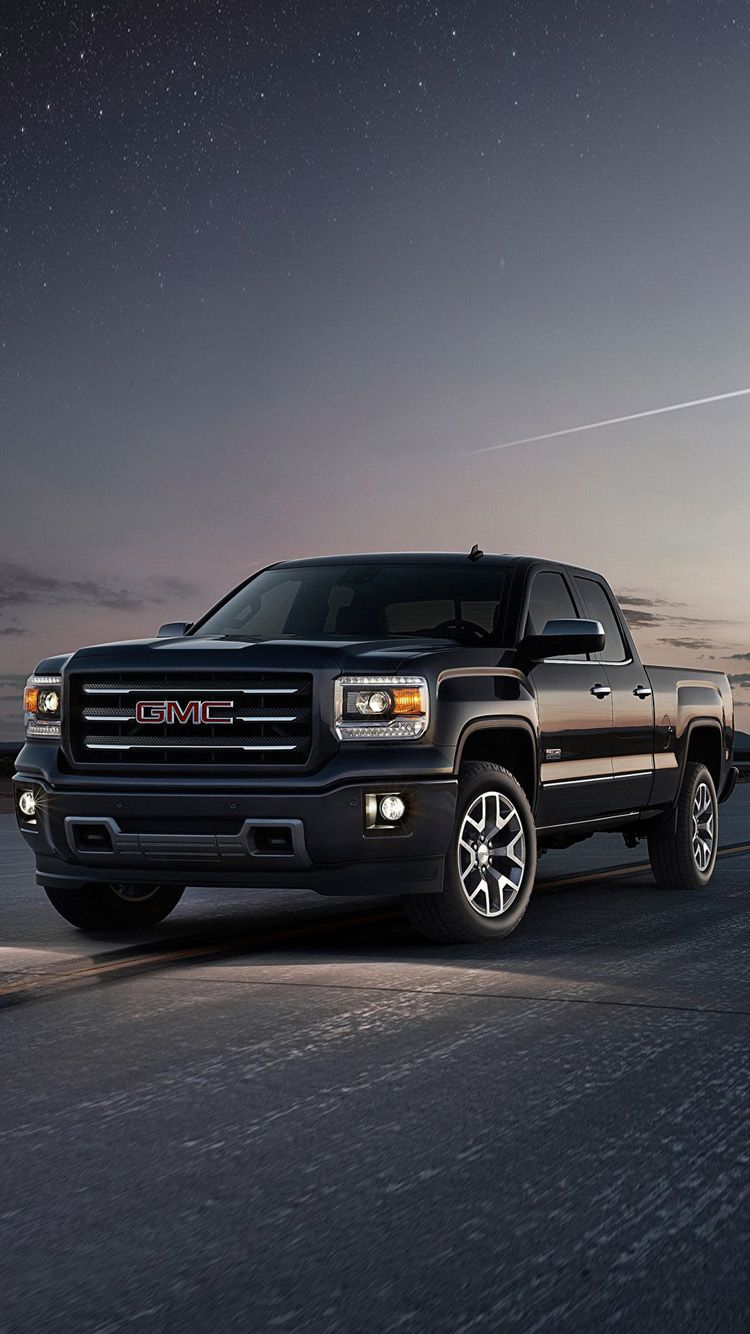GMC Sierra iPhone 6/6 plus wallpaper | Carros y camionetas ...