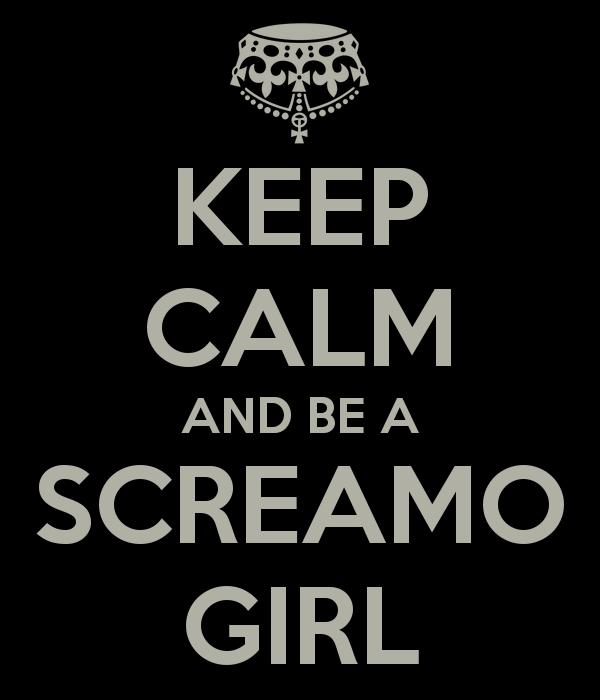 Be a screamo girl!!!!