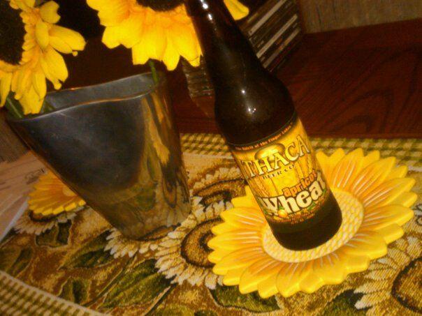 Ithaca Apricot Wheat