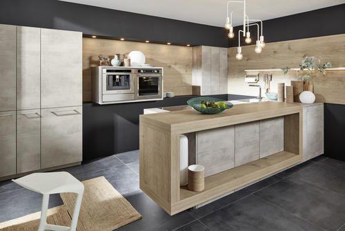 Moderne Küchen stilvoll, innovativ nolte-kuechende Küche - www nolte küchen de