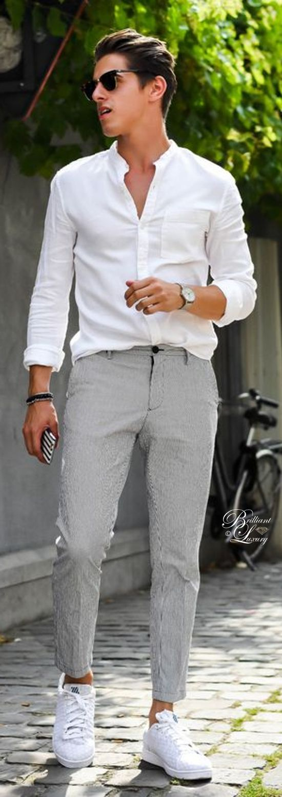 Summer beach wedding outfits for male guests mens style