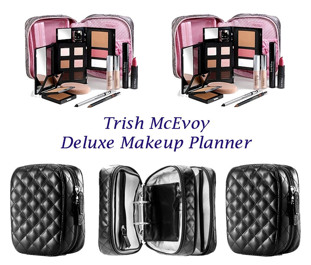 Trish McEvoy Deluxe Makeup Planner Trish mcevoy, Makeup