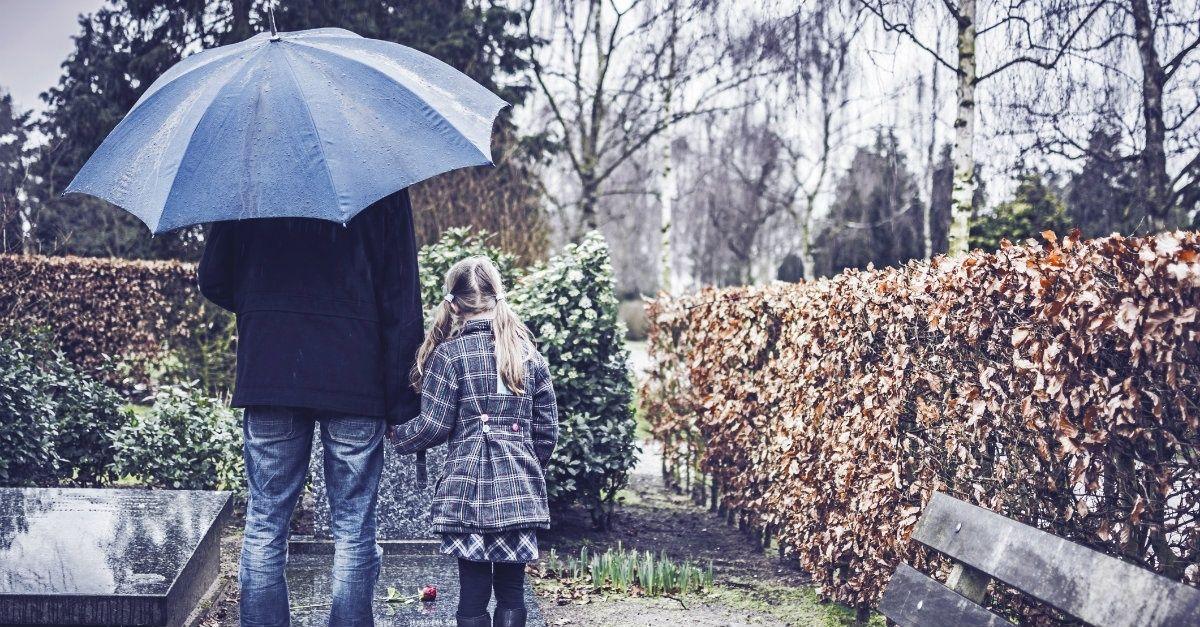 Cómo hablar con sus hijos sobre la muerte, los hijos de los hijos, los padres cristianos