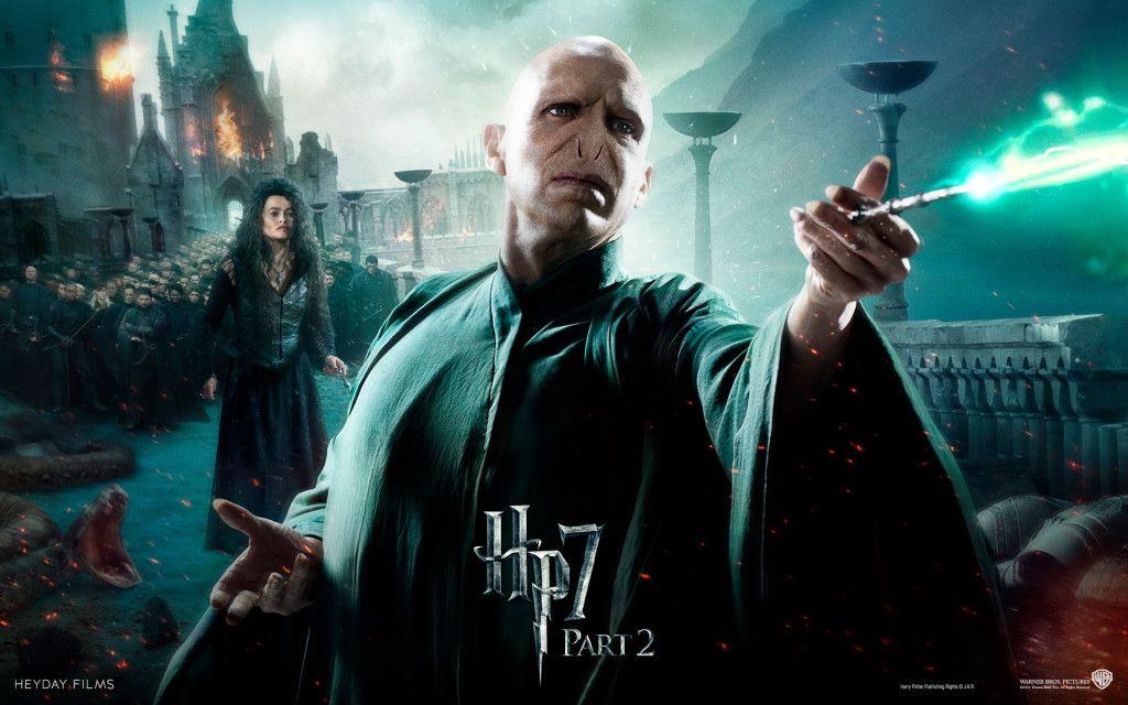 Voldemort in HP7 Part 2  wallpaper - http://www.hdofwallpapers.com/voldemort-in-hp7-part-2-10454