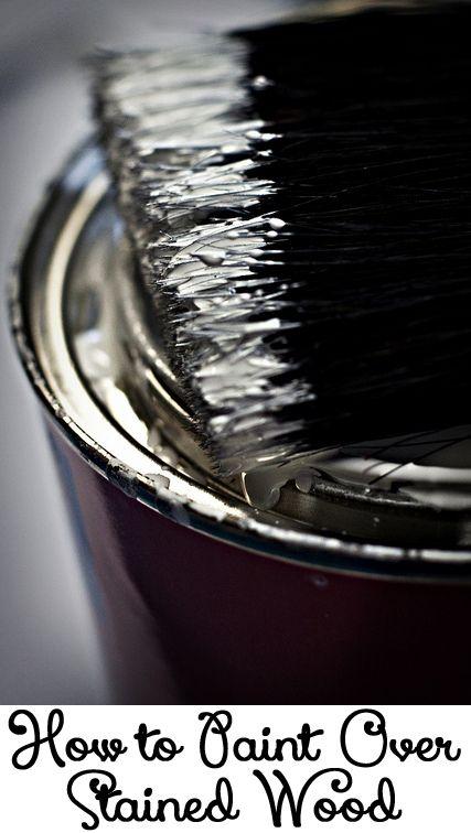 die besten 25 gebeiztes holz streichen ideen auf pinterest reparaturholzm bel lackierte. Black Bedroom Furniture Sets. Home Design Ideas