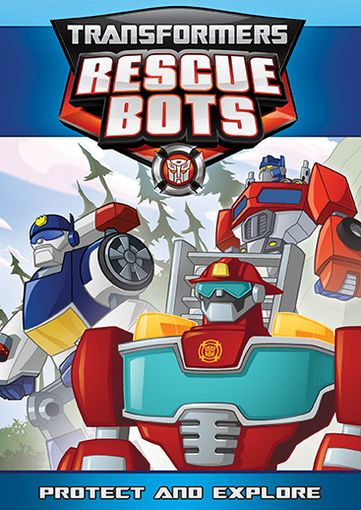 Transformers Rescue Bots Rescue Family Dvd Coming June 20th With