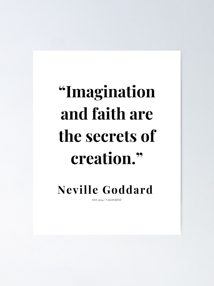 28 |   Neville Goddard Quotes | 210308 | Motivational Quote Poster by QuotesGalore