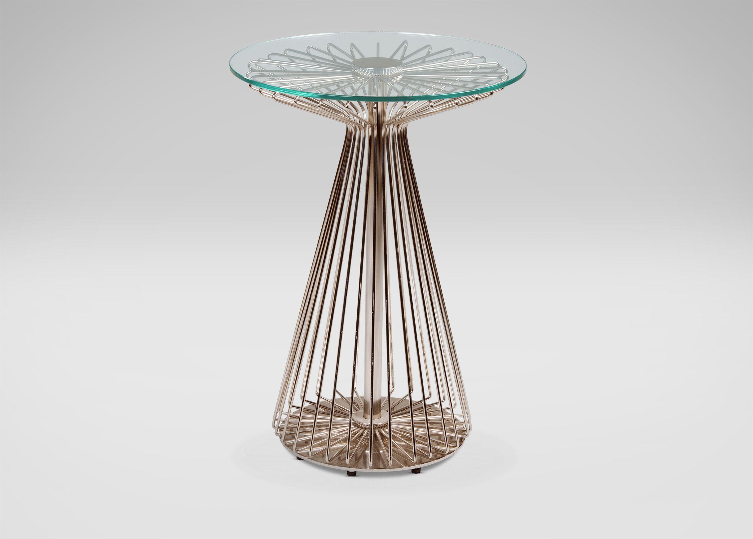 Marvelous Radial Table | Ethan Allen $739