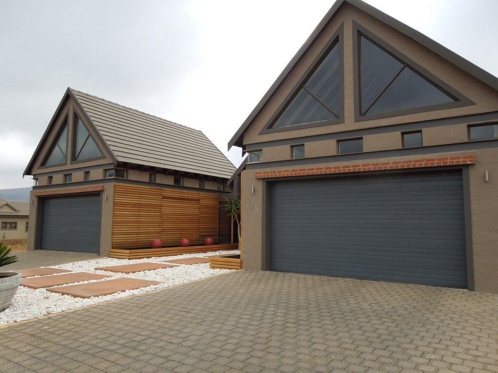 Garage Door Sales and Installation South Africa | Krazi Doors Alu-Zinc Horizontal Slatted - & Garage Door Sales and Installation South Africa | Krazi Doors Alu ...