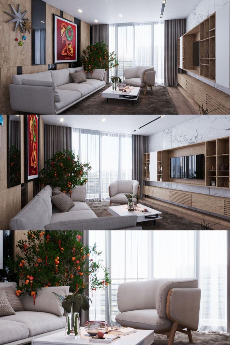 3d Room Interior Design: Livingroom Free Sketchup Interior Scene , 3d Free