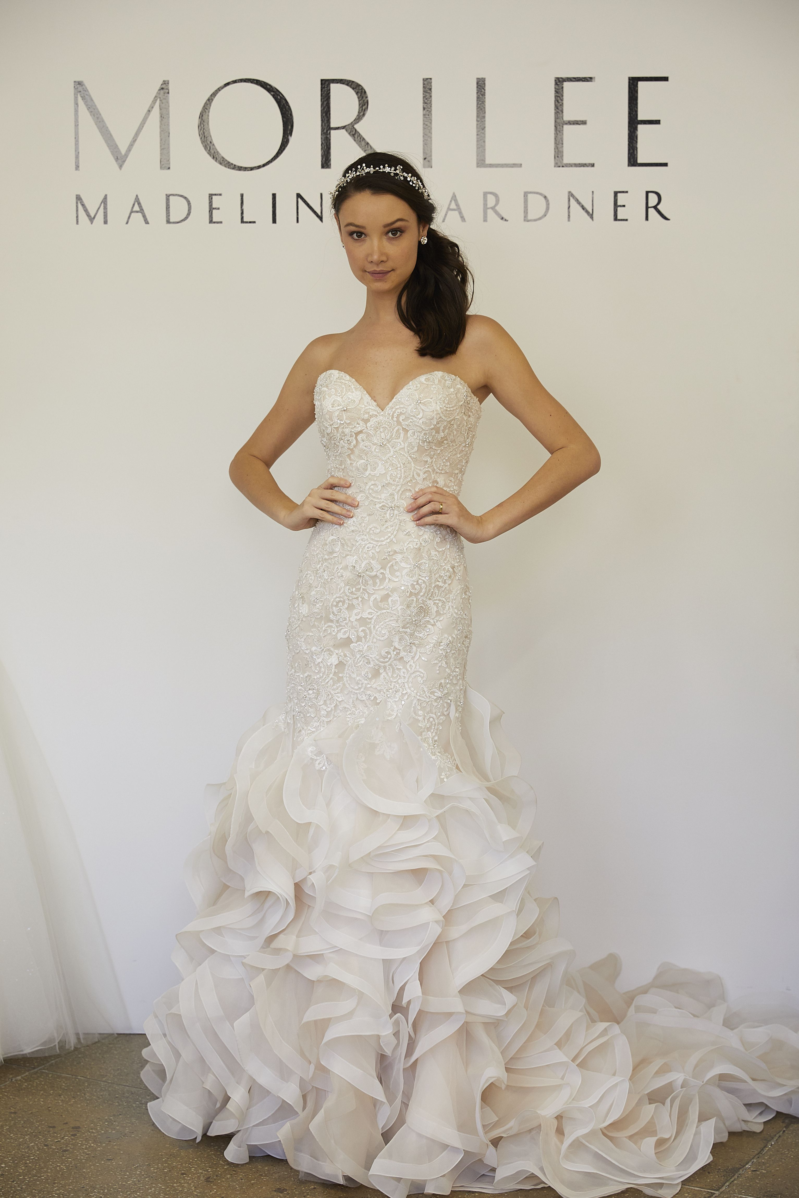 Mori lee madeline gardner wedding dress  Morilee  Madeline Gardner Mirjana Bridal Dress Glamorous