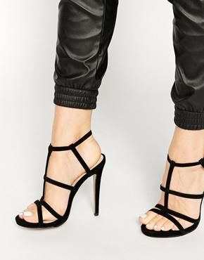 ffe13af9ff2 Truffle Collection Rita Strappy Heeled Sandals