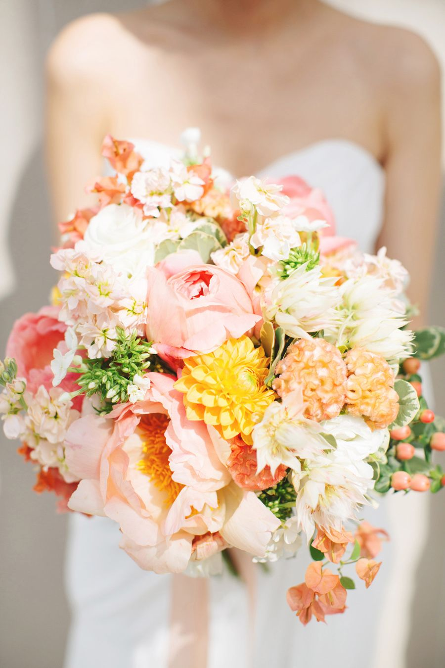 Let Your Love Blossom Singapore's Top Wedding Florists