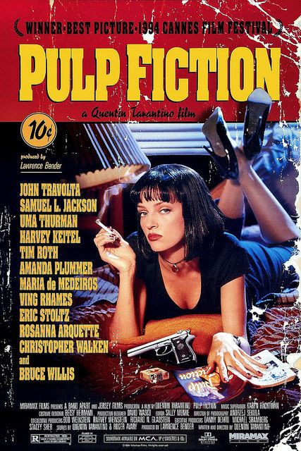 Watch Pulp Fiction (1994) Full Movies (HD Quality) Streaming