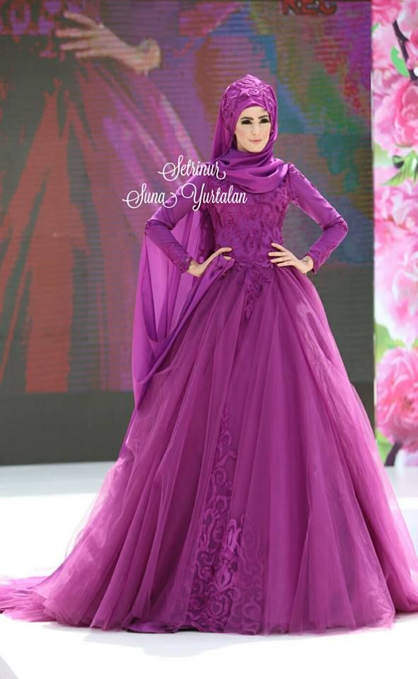 Pin von soraya shaigh auf Islamic fashion | Pinterest | Abendkleid ...