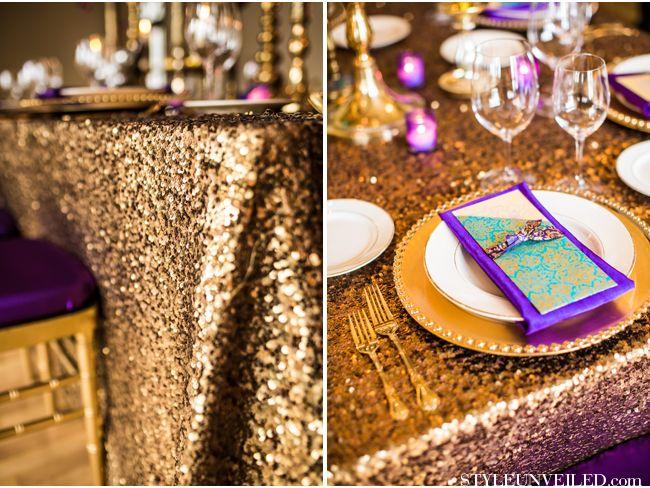 Eastern indian wedding inspiration purple and gold wedding eastern indian wedding inspiration purple and gold wedding inspiration cultural wedding ideas dina junglespirit Gallery