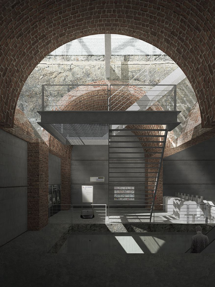 Roberto Boettger, 'Reconciling Infrastructural Artefacts' Architectural Association, London