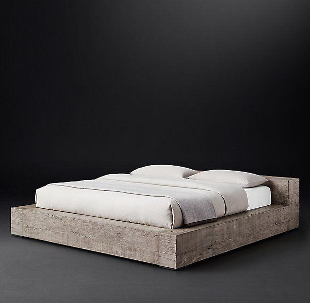 Monterey Platform Bed Designs