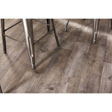 Sol Vinyle 4m Charme Lame Grisee Tarkett Leroy Merlin Flooring Hardwood Hardwood Floors
